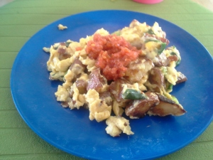 eggsalsa