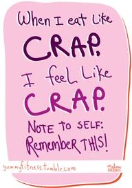 feel like crap
