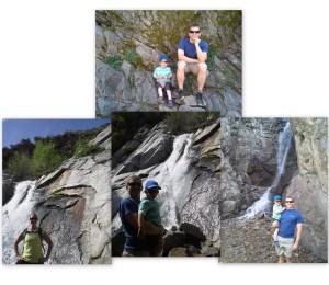 waterfallcollage