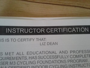 certified